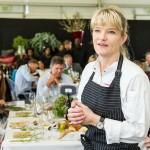 Celebrity chef Margot Janse