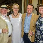 Giorgio Dalla Cia, Zelma Long, George Dalla Cia, Judith Richardson