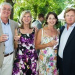 Martin Gebers, Teresa Forrester, Charloom and Johann Laubser