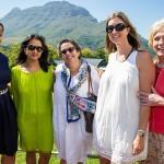 Nthabiseng Mgengenene, Suneeta Motala, Wendy Appelbaum, Vanessa Sabbatini and Norma Ratcliffe